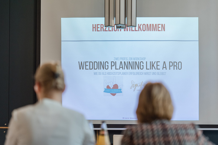 das Original<br/>23.-24.11.2019 <br/> Wedding Planning Like A Pro